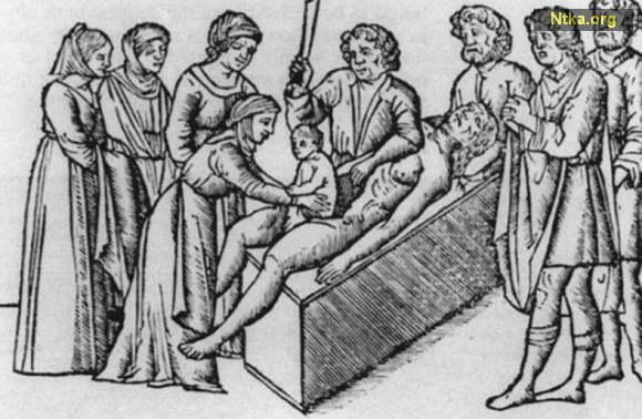 jül sezar'ın doğumu