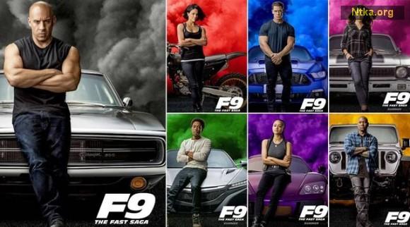 F9-Saga-Posters-Fast-and-Furious-9