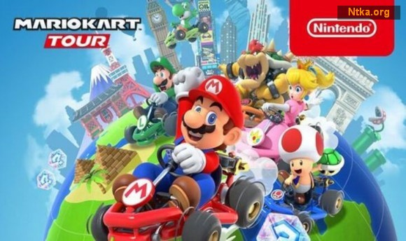 Mario Kart Tour 24 saat içerisinde 20 milyondan fazla indirildi