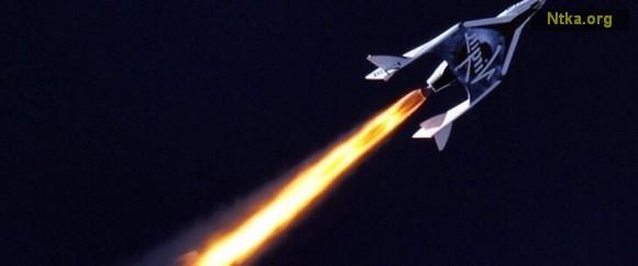 Uzay turizmi için Virgin Galactic'e rekor başvuru! Yapım aşaması hızlandı