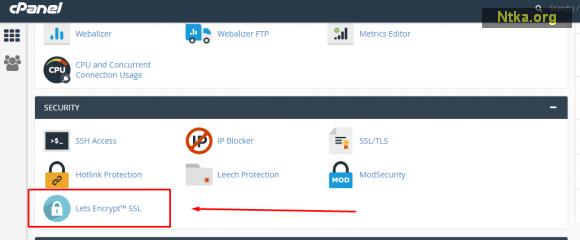 Lets Encrypt SSL kurulum