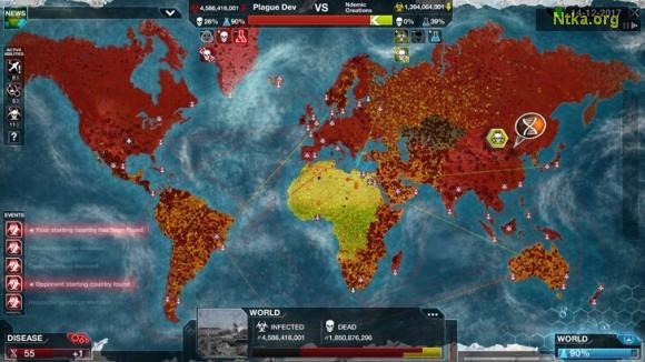 Koronavirüs değişikliği: Hastalık yayma oyunu Plague Inc. bu kez hastalıktan kurtaracak!