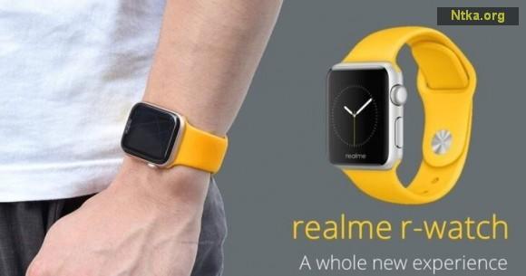 Realme Watch 599 TL'ye akıllı saat