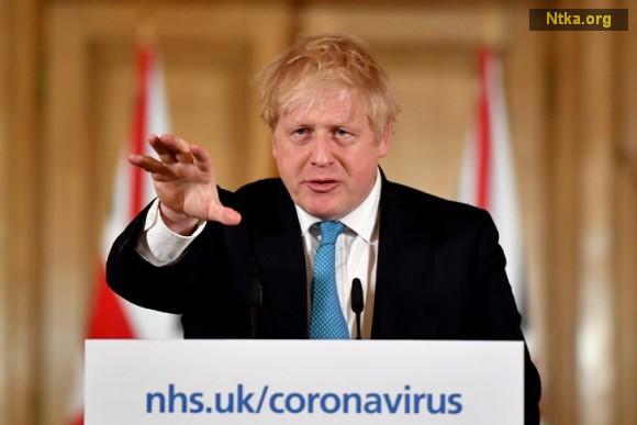 İngiltere başbakanı koronavirüse yakalandı!