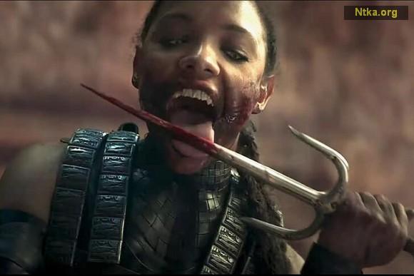 +18 Mortal Kombat filminden ilk fragman geldi