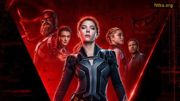 Black Widow filmi izle