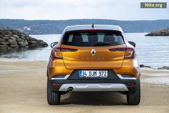 Renault Captur fiyatı 2020