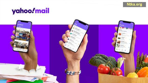 yahoo mail uygulaması
