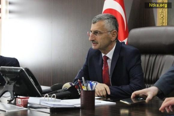 Zonguldak Valisi Erdoğan Bektaş'tan koronavirüs açıklaması: İlk kaybımızı verdik, 22 pozitif vaka var